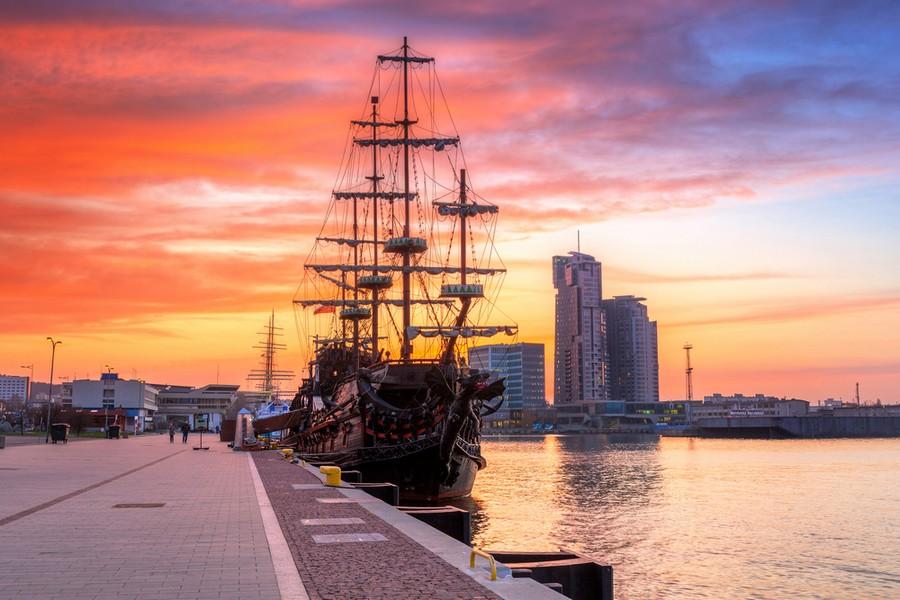 Gdynia, Polonia