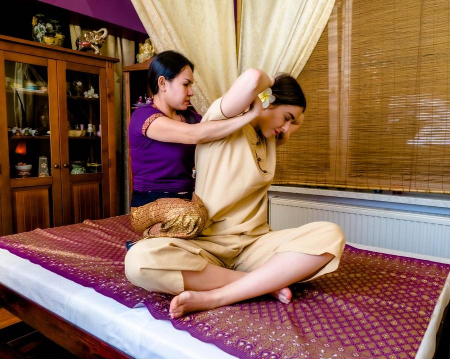 Massaggio thai patrimonio UNESCO