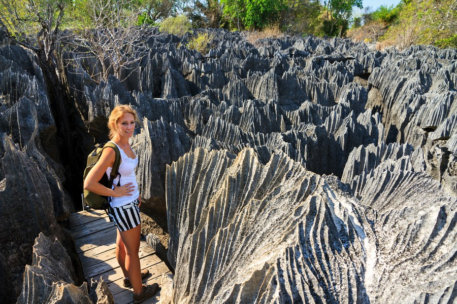 Escursione nel Parco Tsingy di Bemaraha