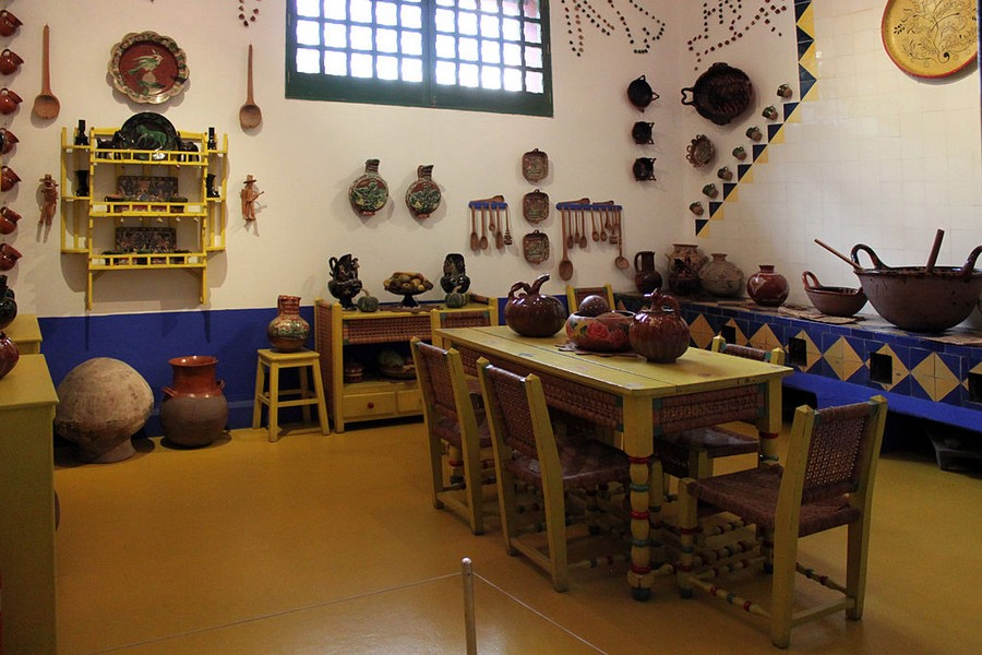 Cucina - ph di Anagoria via Wikipedia - Opera propria, CC BY 3.0