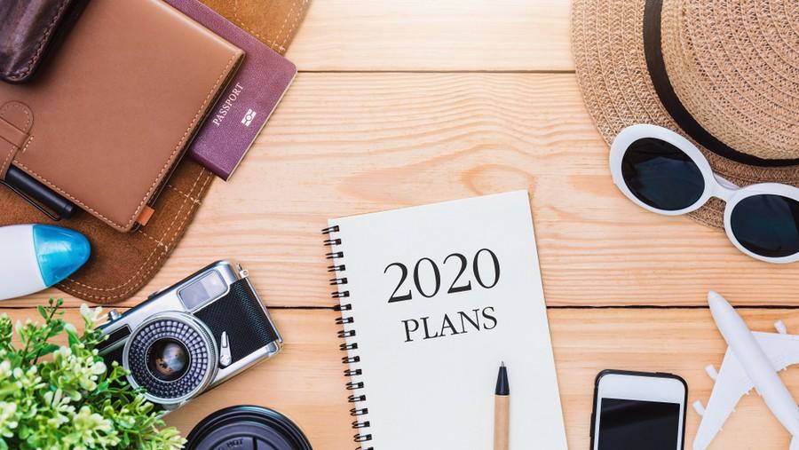 Pianificazione viaggi nel 2020