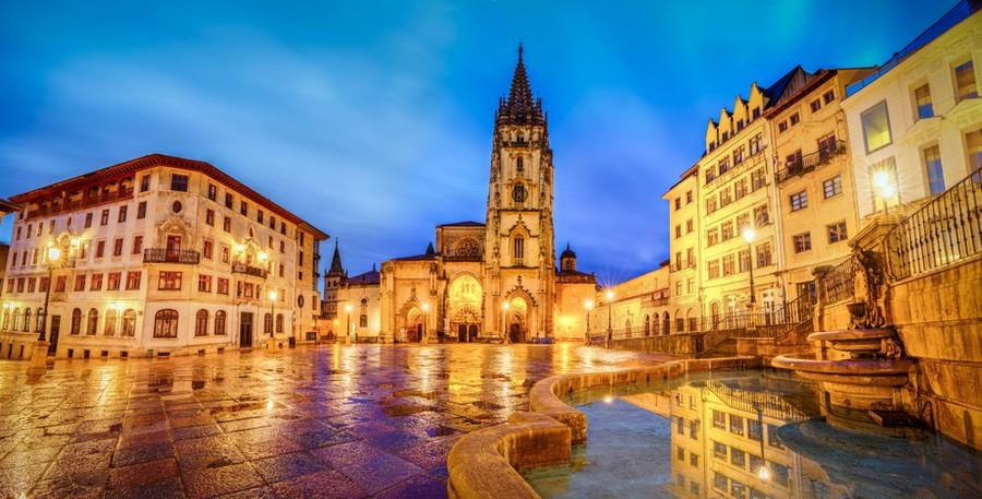 Oviedo, Spagna