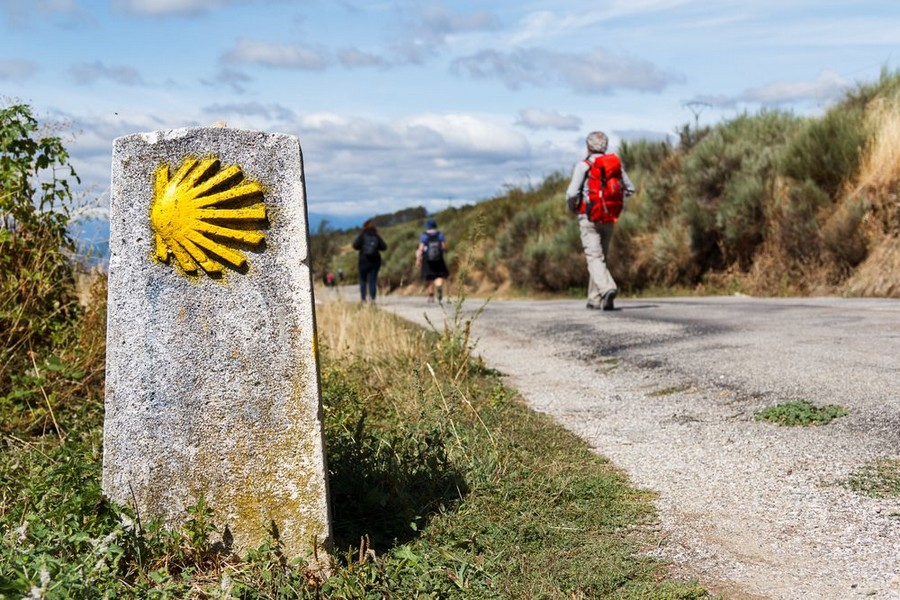 Cammino di Santiago de Compostela