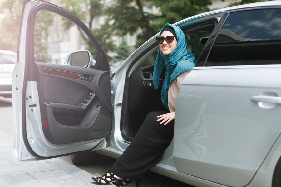 Automobili in Oman: sempre pulite