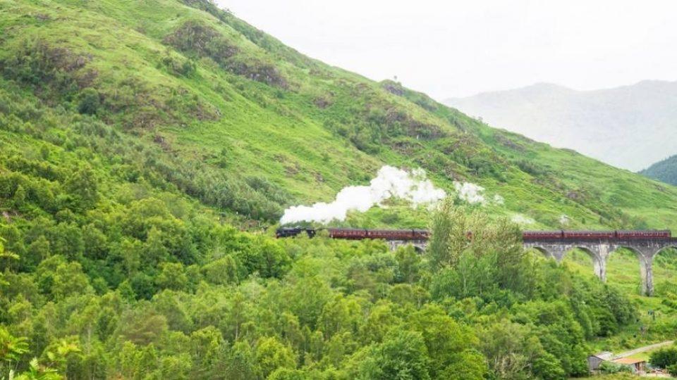 Treno a vapore di Harry Potter