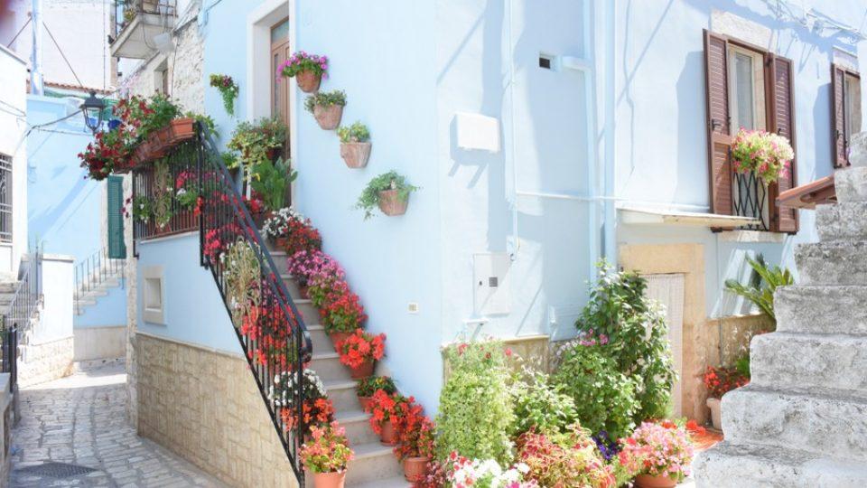 Casamassima, citta azzurra in Puglia