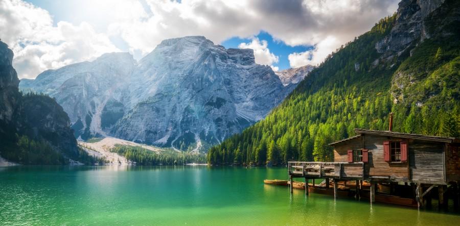 Dolomiti e Lago di Braies