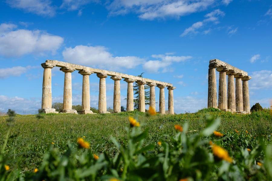 Metaponto, area archeologica