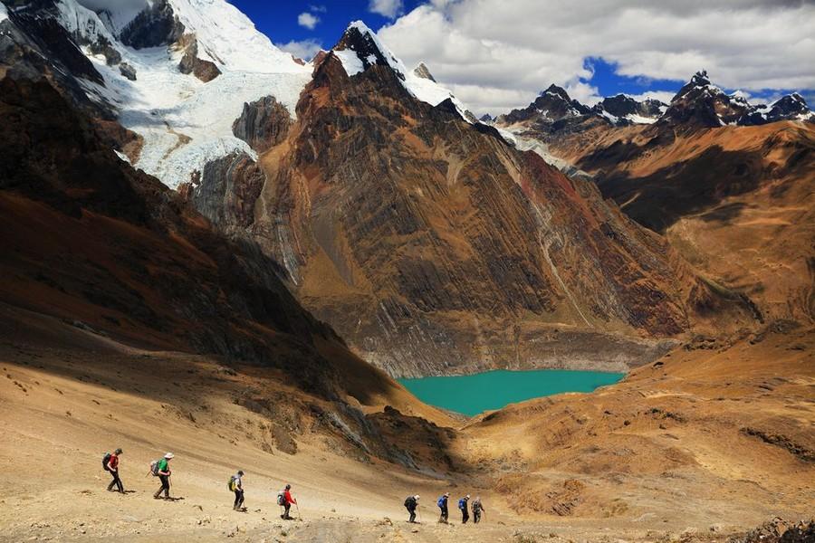 Trekking Huayhuash, Perù