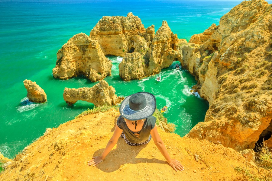 Vacanze in Algarve, Portogallo