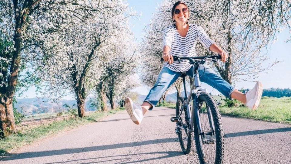 Vacanze in bicicletta: aria pura e distanziamento sociale