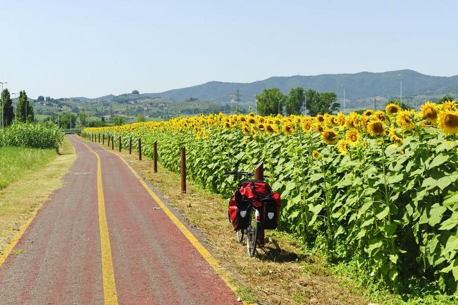 L'estate in bicicletta, in viaggio con Evolution Travel
