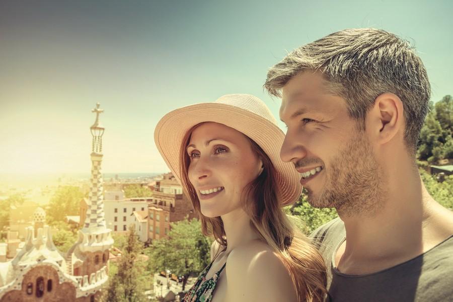 Viaggio di nozze a Barcellona