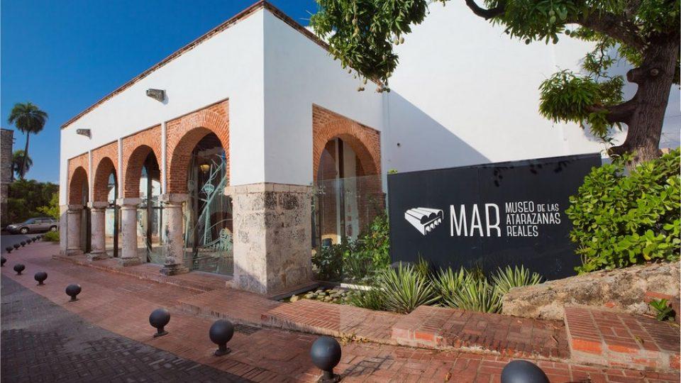 Museo de las Atarazanas Reales – copyright photo godominicanrepublic.com