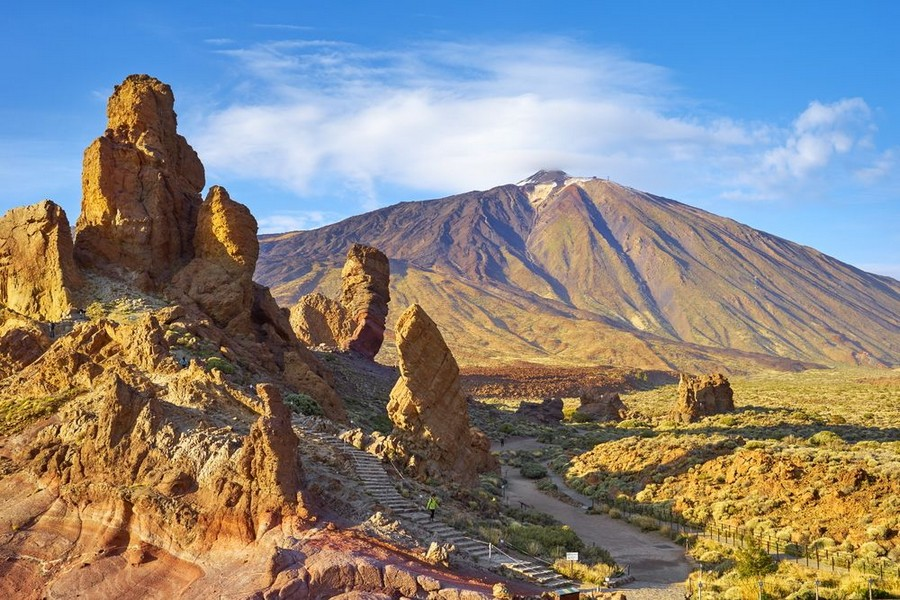 Vulcano Teide
