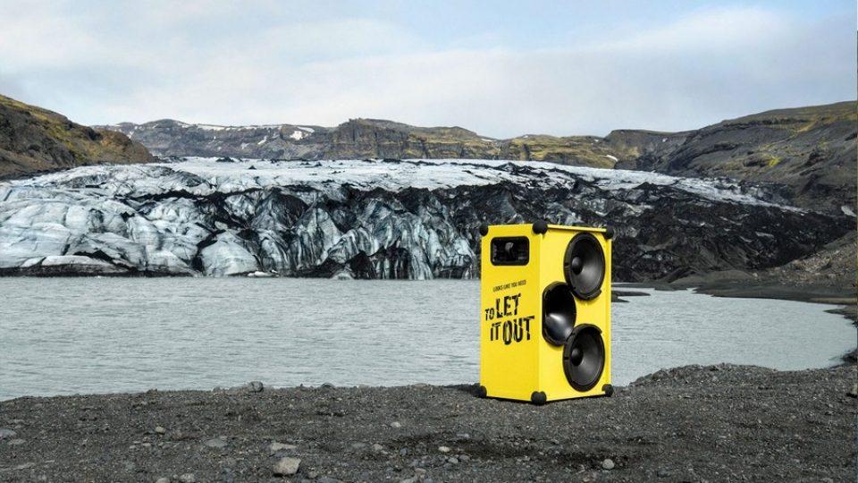 Campagna pubblicitaria dell'Islanda – ph M&C Saatchi London per Promote Iceland
