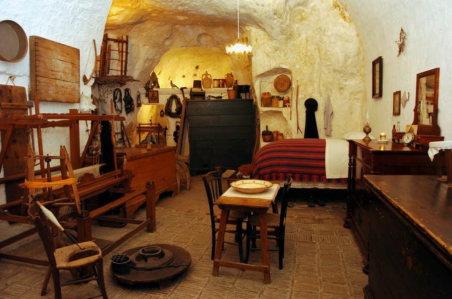 Casa Grotta a Matera - foto dei legittimi proprietari, concessa ad Evolution Travel