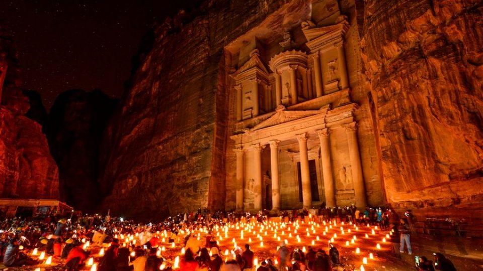 """Escursione """"Petra by Night"""" con Evolution Travel"""