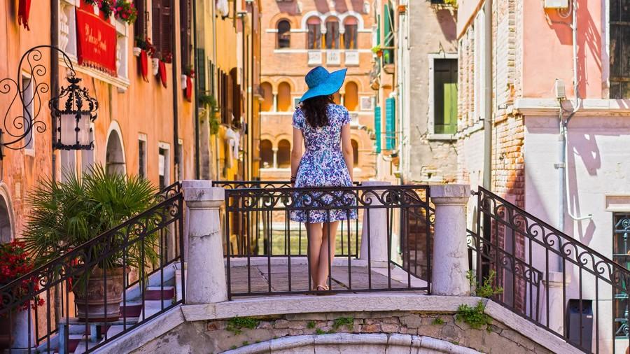 Single in viaggio a Venezia