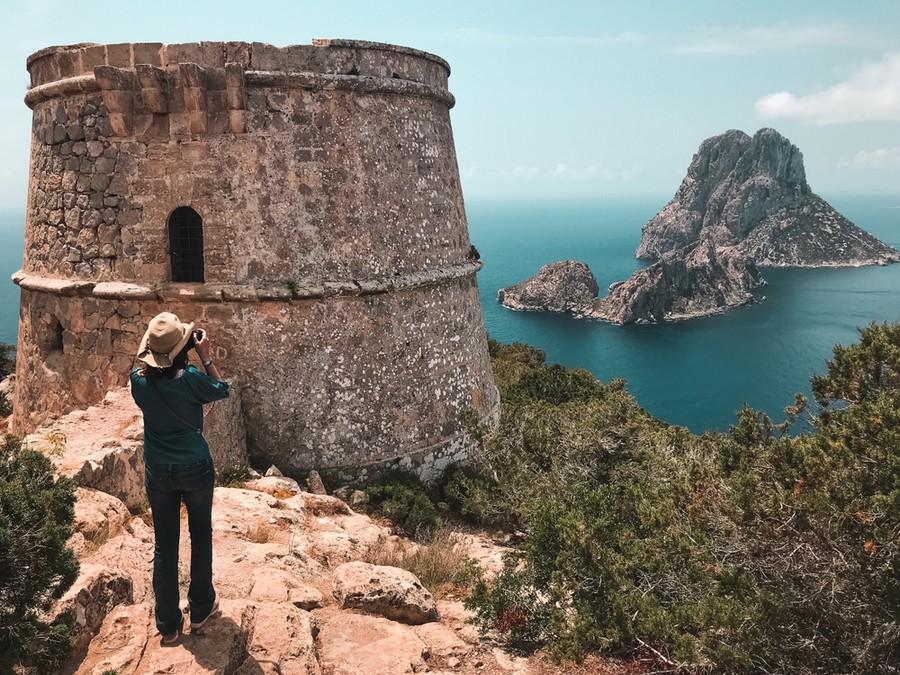 Es Vedrà, posto magico a Ibiza
