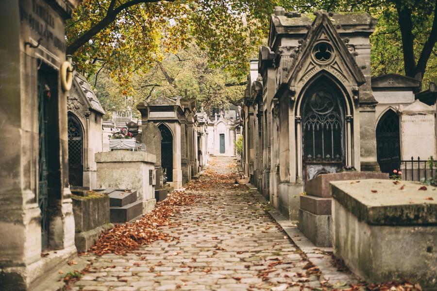 Cimitero di Père Lachaise