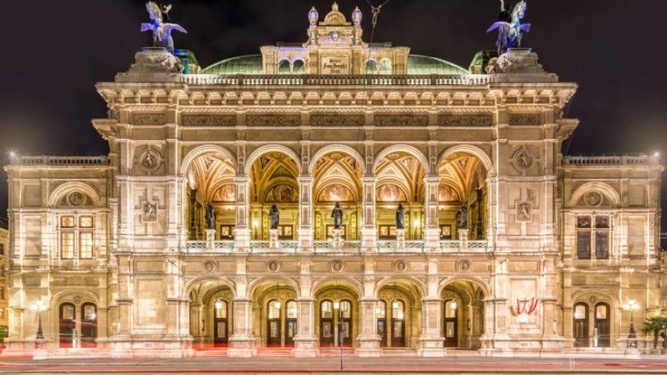 Palazzo dell'Opera a Vienna