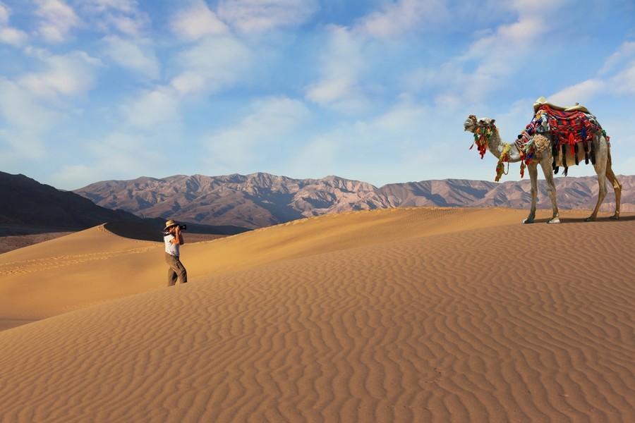 Viaggi fotografici nel deserto