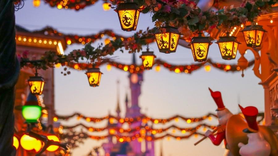 Halloween a Disneyland Paris ©disneylandparis.com