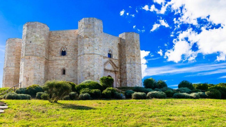 Castel del Monte ad Andria, in Puglia