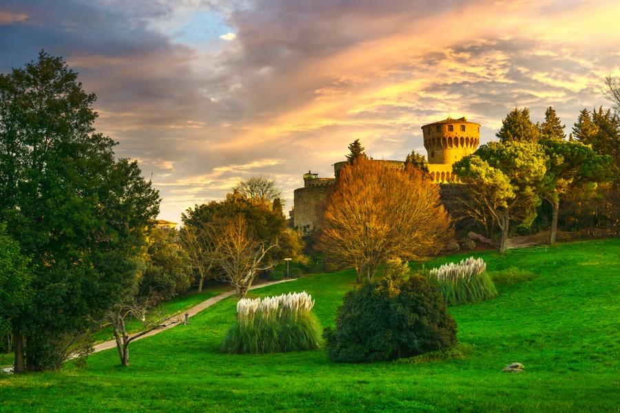 Fortezza Medicea, Volterra