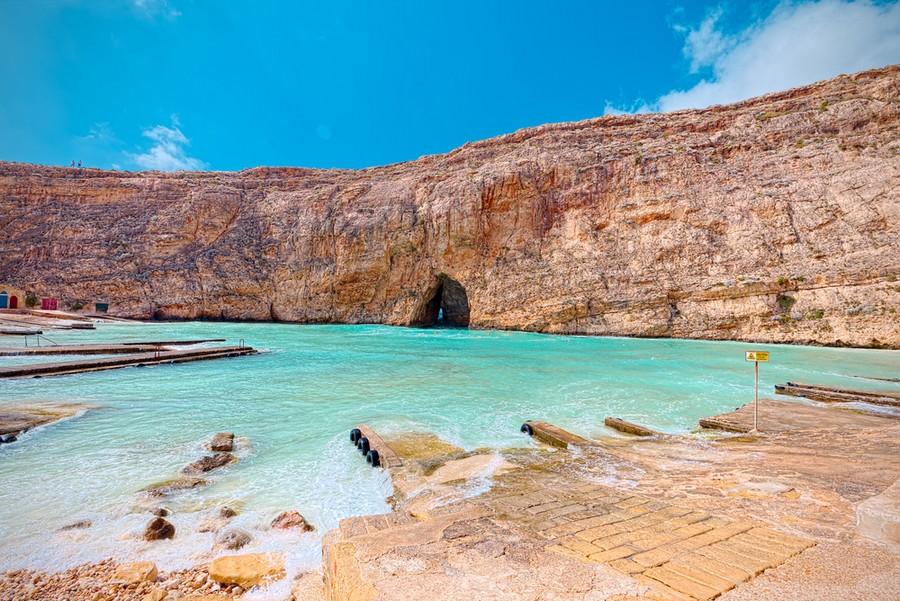 Inland Sea - Dwejra Bay - Gozo