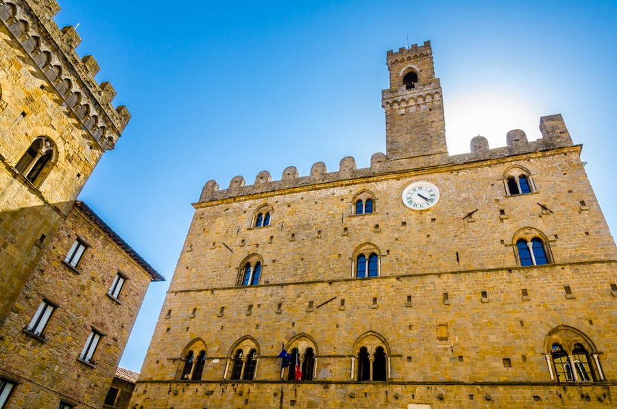 Palazzo Priori, Volterra