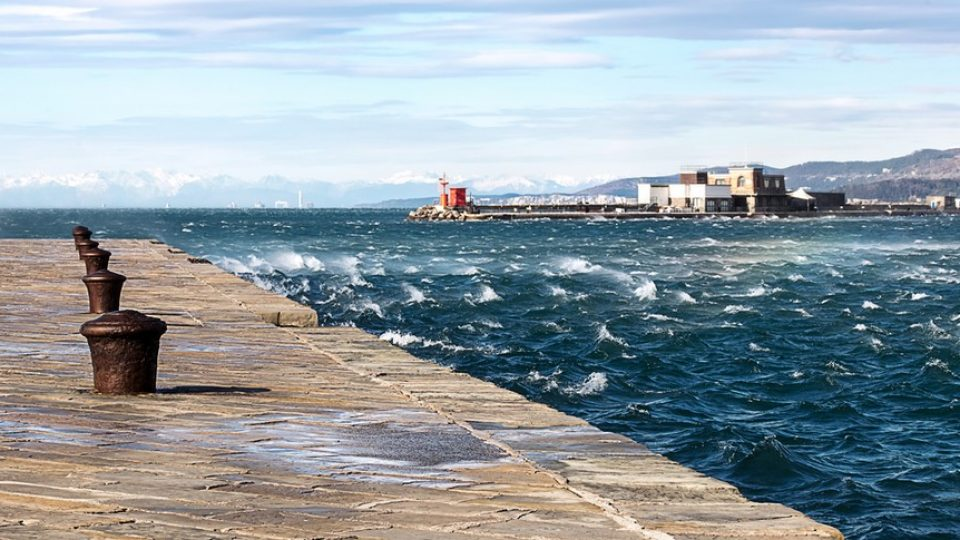 Bora-Trieste