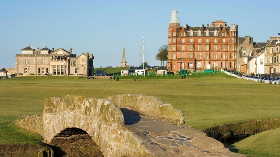 Old-Course-St Andrews-Scozia